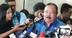 Wakil Ketua Pansus RUU Terorisme Supiadin Aries Saputra. (Foto: Bayu Septianto/Okezone)