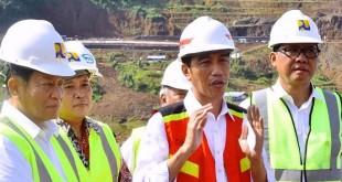 Jokowi saat berada di Kuningan, Jawa Barat (Foto: Muchlis/Biro Setpres)