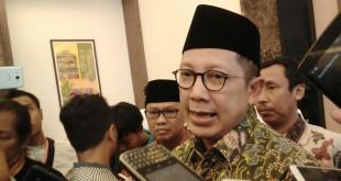 Menteri Agama Lukman Hakim. Foto Okezone/Chyntia Sami
