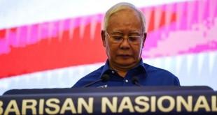 Najib Tun Abdul Razak (AFP Photo)