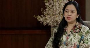 Menteri Koordinator bidang Pembangunan Manusia dan Kebudayaan, Puan Maharani. (foto: kompas.com)