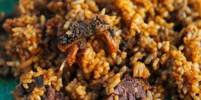 Nasi goreng Semarang (Foto: Okezone)