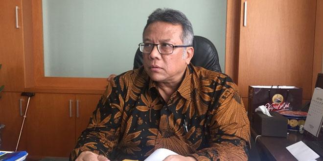 Deputi Bidang Pengawasan Pangan Olahan BPOM Suratmono (Harits/Okezone)