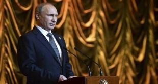 Vladimir Putin dilantik menjadi Presiden Rusia untuk masa jabatan keempatnya. (Foto: Reuters)