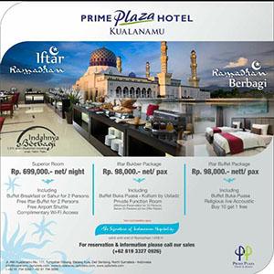 Benner Prame plaza Hotel