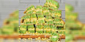 Martabak jagung Keju