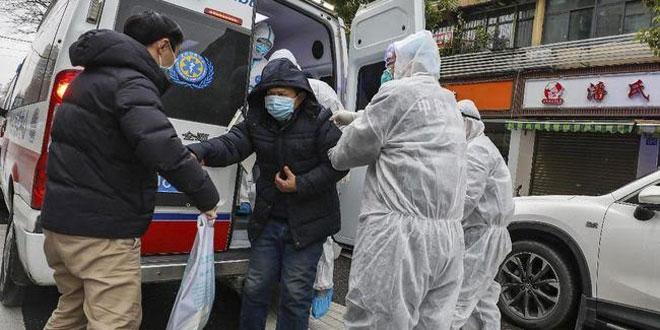 China Korban Meninggal Akibat Virus Corona Naik Jadi 170 Orang