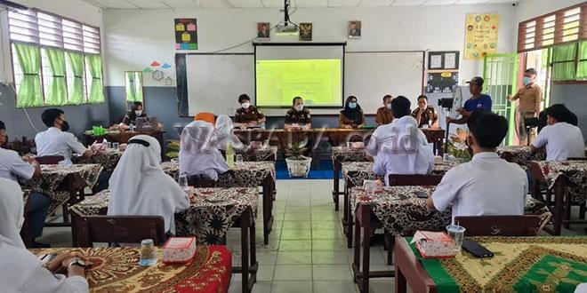 Kejatisu Penyuluhan Hukum di SMA Negeri 16 Medan - Waspada ...