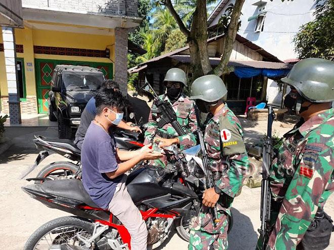 Tentara-Laksanakan-Prokes